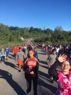 Kylee's Kare Kitz Hunger Walk 2016