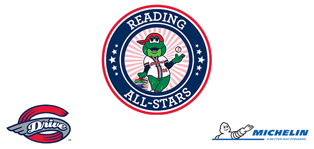 Greenville Drive Reading All Stars