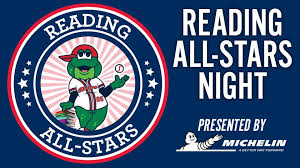 Greenville Drive Reading All Stars